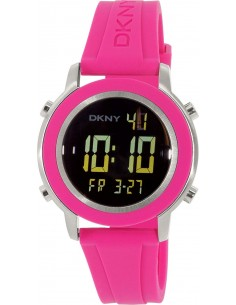 Chic Time | Montre Femme DKNY Tompkins NY2324 Rose  | Prix : 174,85 €