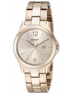 Chic Time | Montre Femme DKNY Parsons NY2368 Beige  | Prix : 239,40 €