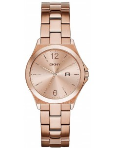 Chic Time | Montre Femme DKNY Parsons NY2367 Or Rose  | Prix : 168,35 €