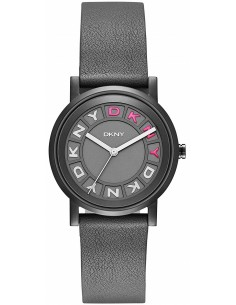Chic Time | Montre Femme DKNY Soho NY2390 Gris  | Prix : 173,40 €