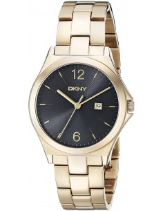 Chic Time | Montre Femme DKNY Parsons NY2366 Or  | Prix : 239,40 €