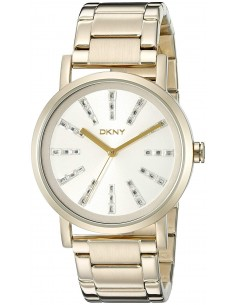 Chic Time | Montre Femme DKNY Stanhope NY2417 Or  | Prix : 183,20€