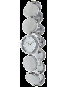 Chic Time | Montre Femme DKNY NY8866 à maillons ronds argentés  | Prix : 122,85€