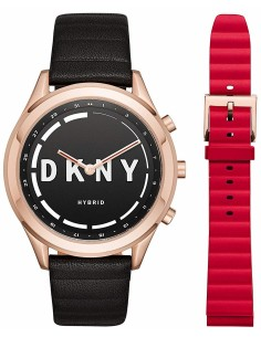 Chic Time | Montre Femme DKNY Woodhaven Hybrid NYT6102  | Prix : 195,30 €