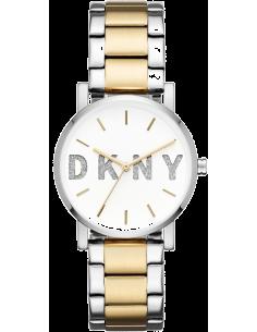 Chic Time | Montre Femme DKNY Soho NY2653 Noir  | Prix : 104,30€