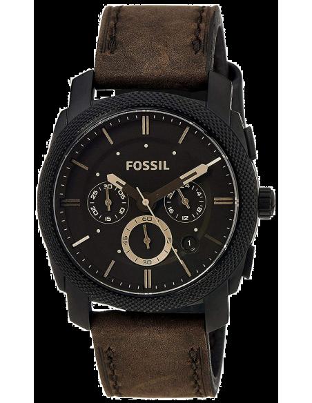 Montre Homme Fossil Machine FS4656 Marron