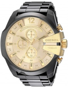 Chic Time | Montre Homme Diesel Mega Chief DZ4485  | Prix : 223,20 €