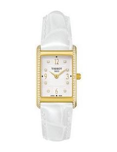 Chic Time | Montre Femme Tissot New Helvetia T72310534  | Prix : 3,675.00