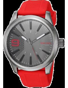 Chic Time | Montre Homme Diesel Rasp DZ1806 Rouge  | Prix : 143,65€