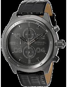 Chic Time | Montre Homme Diesel Padlock DZ4437 Noir  | Prix : 155,40€