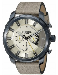 Chic Time | Montre Homme Diesel Stronghold DZ4354 Brun  | Prix : 143,40 €