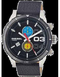 Chic Time   Montre Diesel Double Down 2.0 DZ4331 Noire    Prix : 137,40€