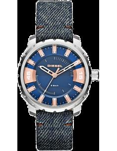 Chic Time   Montre Homme Diesel Stronghold DZ1722 Bleu    Prix : 131,40€