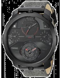 Chic Time | Montre Homme Diesel Machinus DZ7358 Noir  | Prix : 197,40€