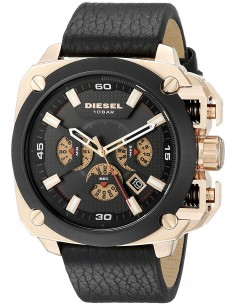 Chic Time | Montre Homme Diesel DZ7346 Noir  | Prix : 279,90€