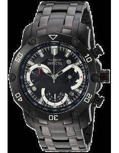Chic Time | Montre Homme Invicta Pro Diver 22763 Noir  | Prix : 149,40€
