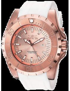 Chic Time | Montre Homme Invicta Pro Diver 23741 Blanc  | Prix : 143,40€