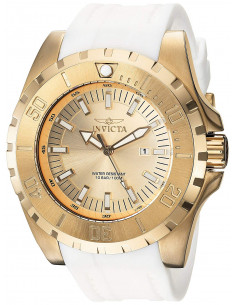 Chic Time | Montre Homme Invicta Pro Diver 23740 Blanc  | Prix : 143,40€