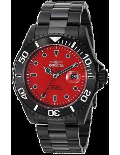 Chic Time | Montre Homme Invicta Pro Diver 23007 Noir  | Prix : 107,40€