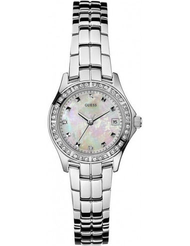 Chic Time | Montre Femme Guess Chrystal G96037L  | Prix : 129,00 €