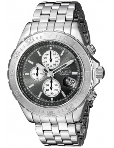 Chic Time | Montre Homme Invicta Aviator 18850 Argent  | Prix : 174,30 €