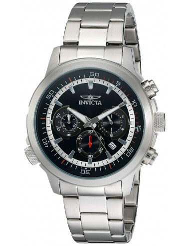 Chic Time   Montre Homme Invicta Speciality 19237 Argent    Prix : 137,40€