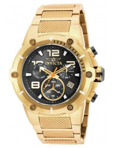 Chic Time | Montre Homme Invicta Speedway 19530 Or  | Prix : 191,40€