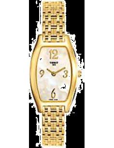 Chic Time | Montre Femme Tissot T-Maya Tonneau T73337472  | Prix : 5,018.40