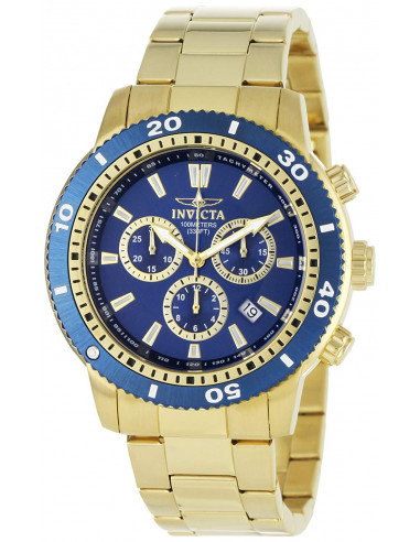 Chic Time   Montre Homme Invicta 1205 II Collection    Prix : 221,40€