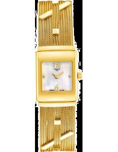 Chic Time | Montre Femme Tissot T-Maya Trend Square T73336372  | Prix : 4,210.80