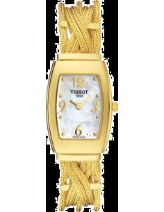Chic Time | Montre Femme Tissot T-Maya Trend Tonneau T73336274  | Prix : 4,678.80