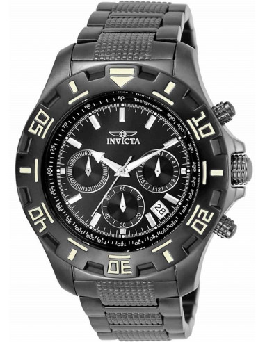 Chic Time   Montre Homme Invicta 6412 Python Collection    Prix : 125,40€