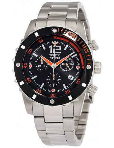 Chic Time   Montre Homme Invicta 1245 II Collection    Prix : 125,40€