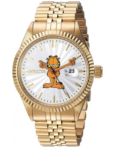 Chic Time | Montre Homme Invicta Character Collection Garfield 24873  | Prix : 99,00€