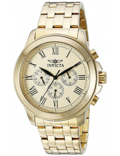 Chic Time | Montre Homme Invicta Specialty 21658 Or  | Prix : 87,20 €