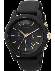 Chic Time | Montre Homme Armani Exchange Hampton AX7105  | Prix : 350,00€
