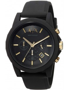 Chic Time | Montre Homme Armani Exchange Hampton AX7105  | Prix : 350,00 €