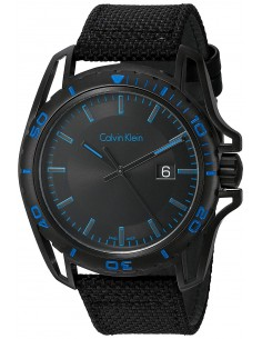 Chic Time | Montre Homme Calvin Klein Earth K5Y31YB1  | Prix : 143,20 €