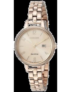 Chic Time | Montre Femme Citizen Eco-Drive Chandler EW2443-55X  | Prix : 429,98€