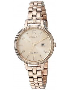 Chic Time | Montre Femme Citizen Eco-Drive Chandler EW2443-55X  | Prix : 429,98 €