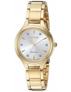 Chic Time | Montre Femme Citizen Eco-Drive FE2102-55A  | Prix : 599,98 €