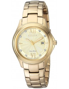 Chic Time | Montre Femme Citizen Eco-Drive FE1132-84P  | Prix : 519,98 €