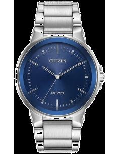 Chic Time | Montre Homme Citizen Eco-Drive Axiom BJ6510-51L  | Prix : 329,98€
