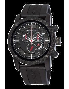 Chic Time | Montre Homme Burberry BU7701 Noir  | Prix : 439,20€