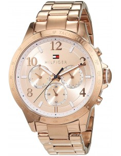 Chic Time | Montre Femme Tommy Hilfiger 1781642 Or Rose  | Prix : 194,35 €