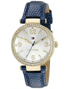 Chic Time | Montre Femme Tommy Hilfiger 1781587 Bleu  | Prix : 116,35€