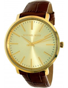 Chic Time | Montre Femme Michael Kors Jaryn MK2496 Marron  | Prix : 129,00 €
