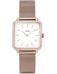 Chic Time | Montre Femme Cluse La Tétragone CL60003  | Prix : 71,47€