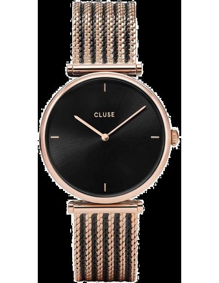 Chic Time | Montre Femme Cluse Triomphe Laiton Rose CL61005  | Prix : 109,95€