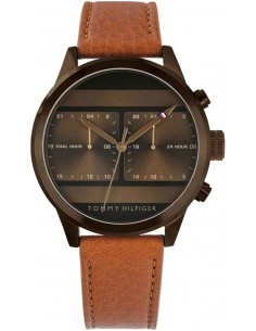 Chic Time | Montre Homme Tommy Hilfiger Icon 1791594  | Prix : 229,00€